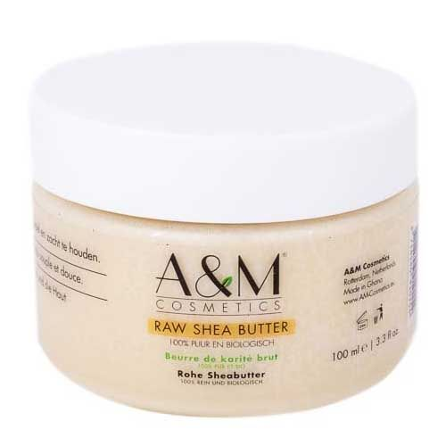 A&M Raw Shea Butter JAR 300ml