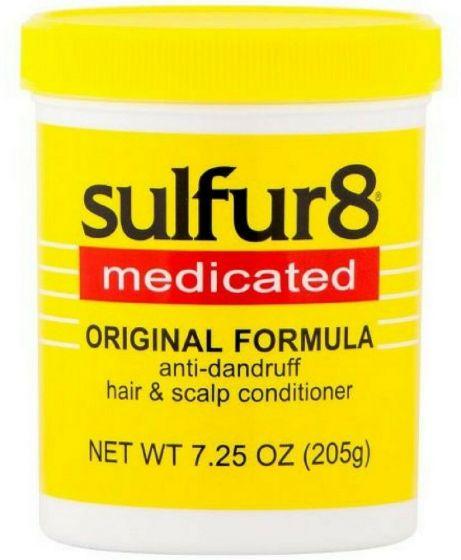 Sulfur-8 Hair & Scalp Conditioner 7.25oz.