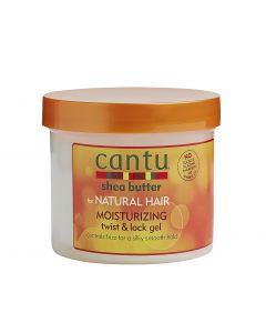 Cantu SB Natural Twist & Lock Gel 12oz