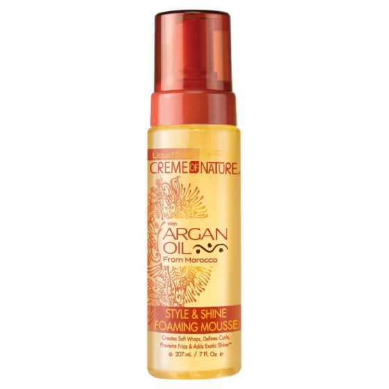CON Argan Oil Foam Wrap Mousse 7 Unzen.