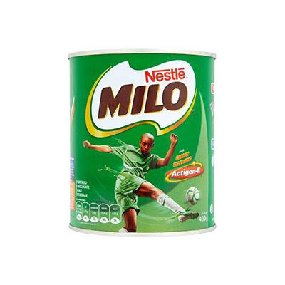 Nestlé Milo Afrika