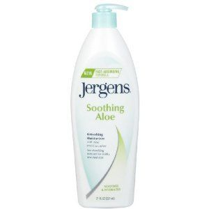 Jergens Soothing Aloe Lotion 21oz.