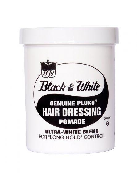 Black & White Hairdress 7.5oz.