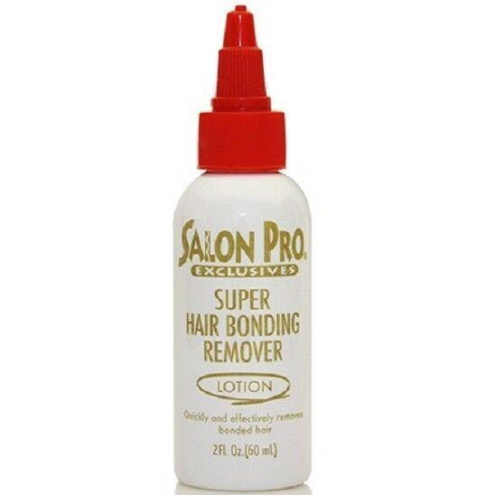 Salon Pro Hair Bonding Remover Lotion 2oz.