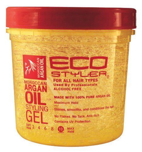 ECO Styler Styling Gel Argan Oil 24oz.