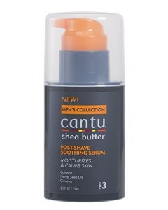 Cantu Men Post-Shave Soothing Serum 2.5oz. S3