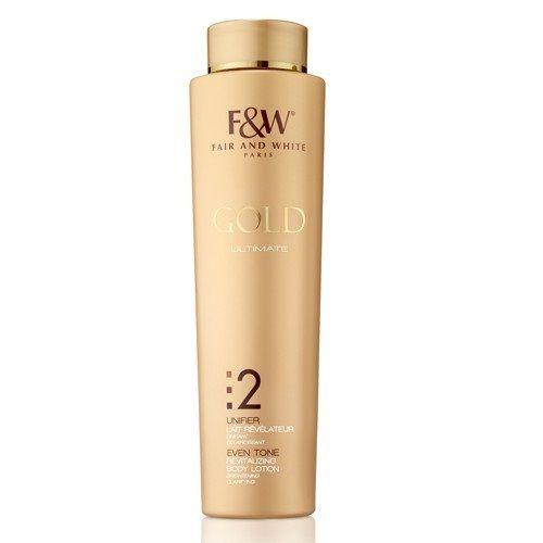 F&W Gold 2 Revitalizing Body Lotion 500ml