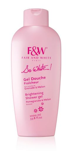 FW So White Brightening Shower Gel 1000ml.