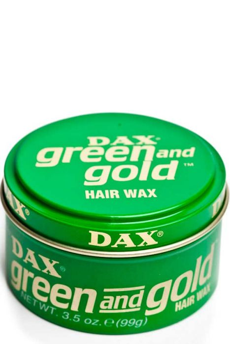 Dax Green & Gold 3.5oz.