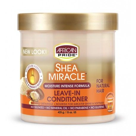 AP Shea Butter Leave-In Deep Conditioner 15oz.
