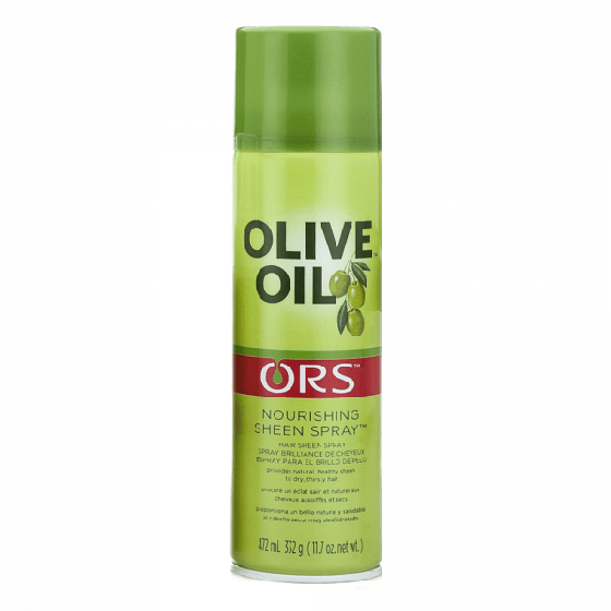 ORS Olive Oil Sheen Spray 15oz. USA