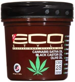 ECO Styler Styling Gel Cannabis 32oz.