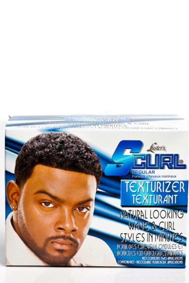 S-Curl Texturizer Kit 2 App. Regular