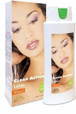 Clear Action Vita-C Dermo Brightening Lotion 400ml.