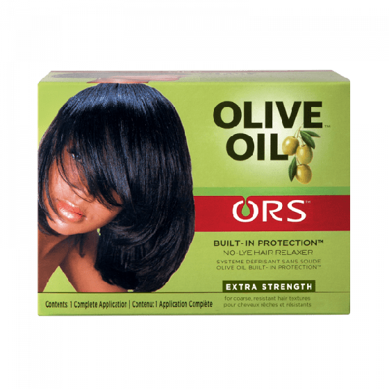 ORS Olive Oil Relaxer Kit Extra USA