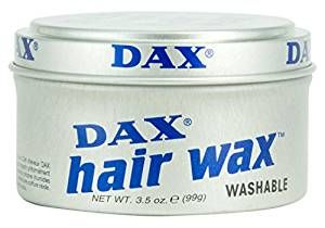 Dax Hair Wax Washable 3.5oz.
