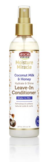 APN Moisture Miracle Leave-In Conditioner Spray 8oz