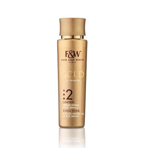 F&W Gold 2 Serum Argan Oil 30ml