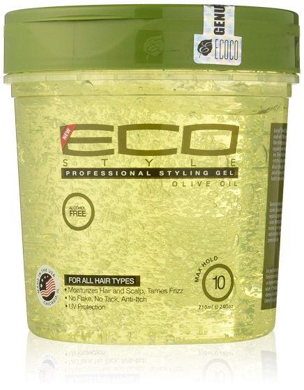 ECO Styler Styling Gel Olive Oil 12oz. Bonus