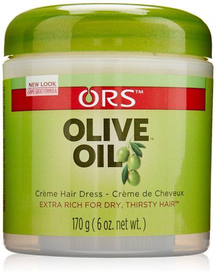 ORS Olive Oil Creme Hair Dress 6oz.