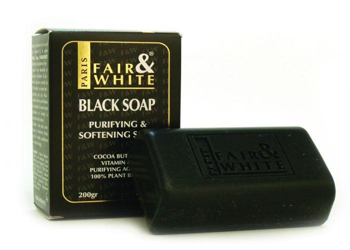 FW Black Soap 200grm.