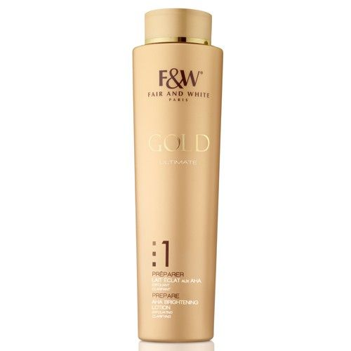 F&W Gold 1 AHA Brightening Lotion 350ml