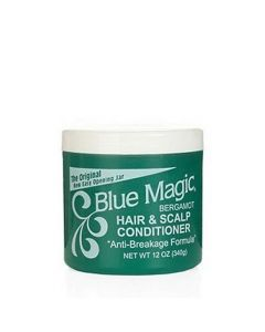 Blue Magic H&S Conditioner Bergamot Green 12oz