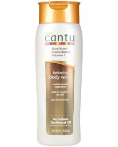 Cantu Shea Butter Body Wash 13.5oz.