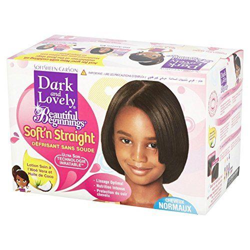 D&L BTF Relaxer Kit Regular Pink