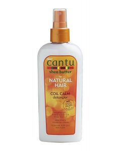 Cantu SB Natural Coil Calm Detangler 8oz