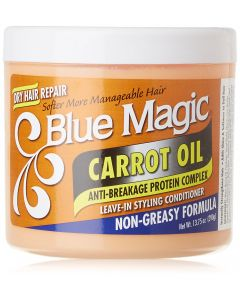 Blue Magic Carrot Oil Anti-Breakage 13.75oz