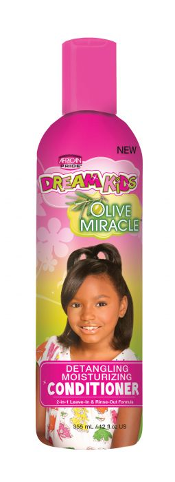 African Pride Dream Kids OM Moisturizing Conditioner 12oz.
