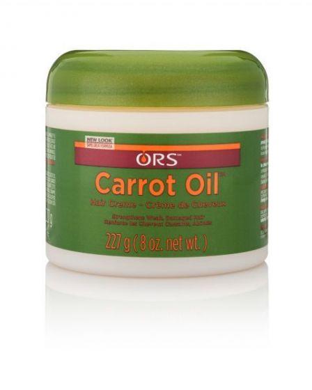 ORS Carrot Oil Creme 8oz.