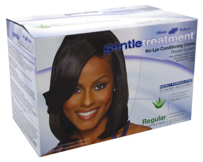 Gentle Treatment Relaxer Kit Regular