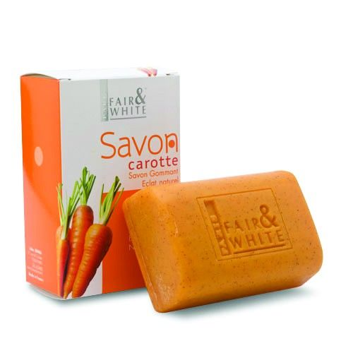 FW Carrot Soap 200grm