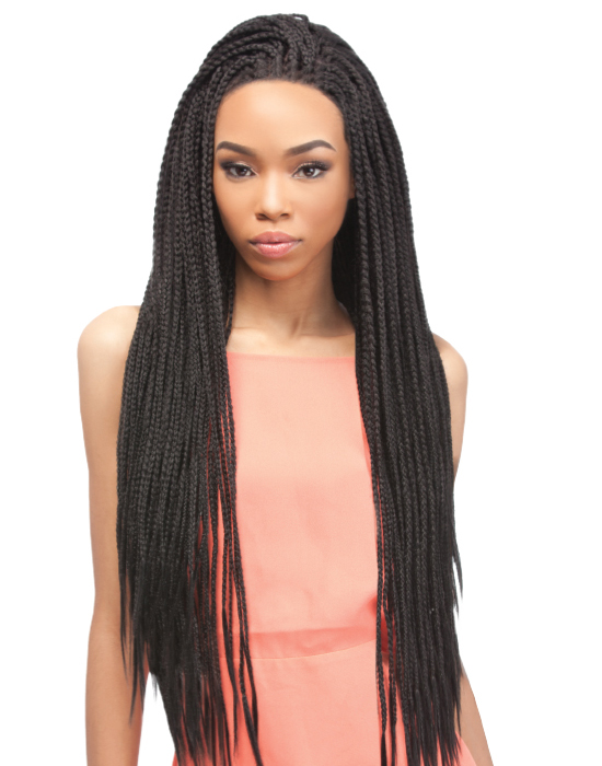 Box Braid Small