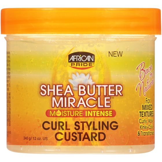 AP Shea Butter Styling Custard 12oz.