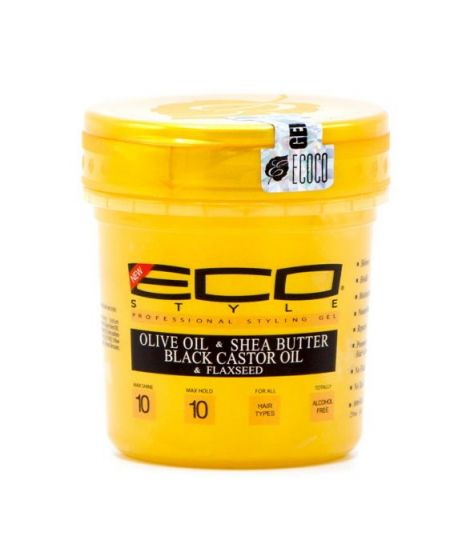 ECO Styler Styling Gel Gold 8oz.