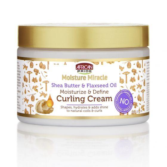 APN Moisture Miracle Curling Cream 12oz