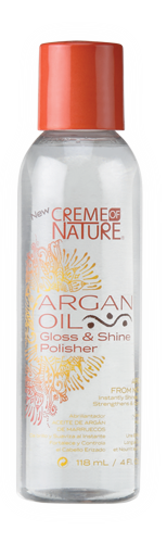 CON Argan Oil Shine & Wärmepolierer 4oz.