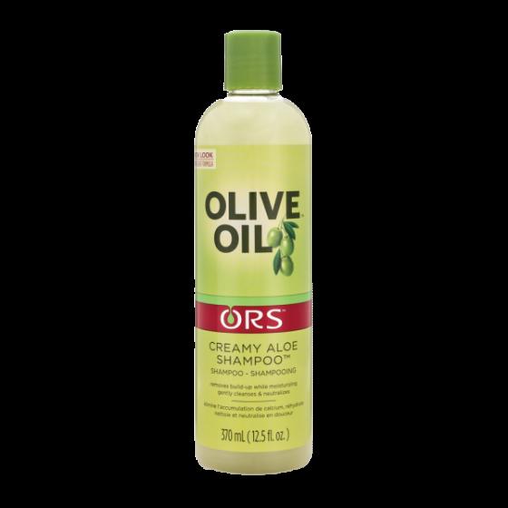 ORS Creamy Aloe Shampoo 12.5oz.