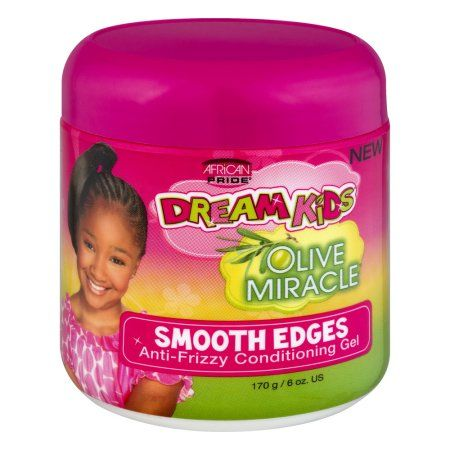 African Pride Dream Kids OM Smooth Edges 6oz.
