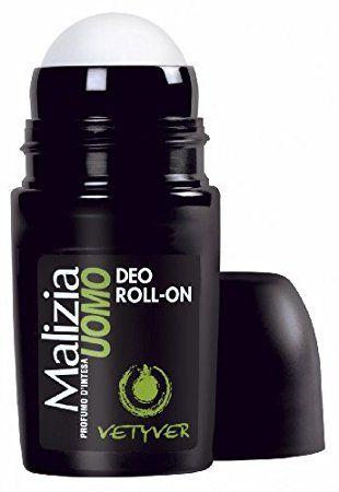 Malizia Roll-on Vetyver 50ml.