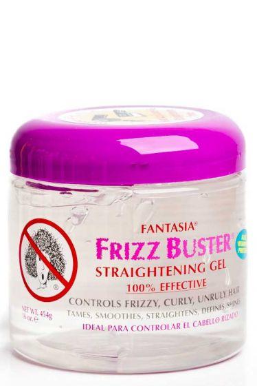 Fantasia IC Frizz Buster Straightening Gel 16oz.
