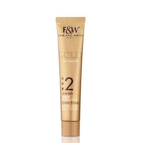 F&W Gold 2 Revitalizing Fade Cream 50ml