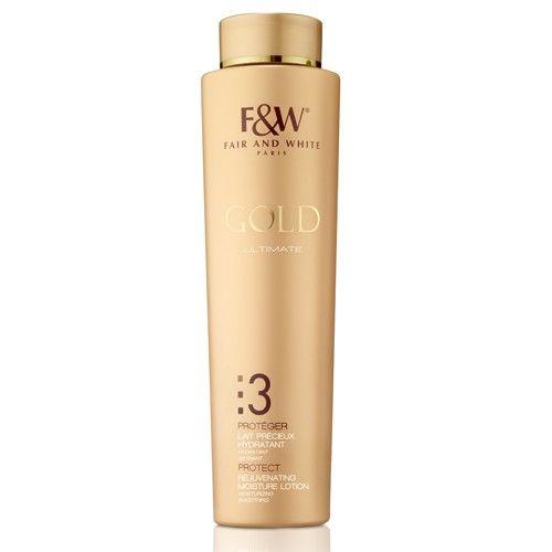 F&W Gold 3 Rejuvenating Moisture Lotion 500ml