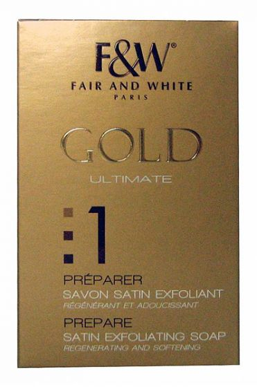 F&W Gold 1 Exfoliating Soap 200gr