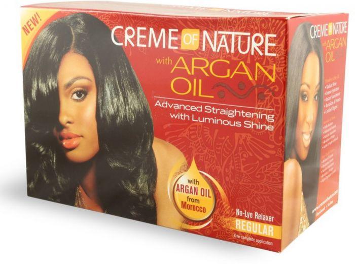 CON Argan Oil Relaxer Kit Normal