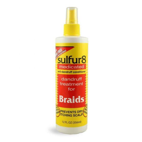 Sulfur-8 Braid Sheen Spray 12oz.