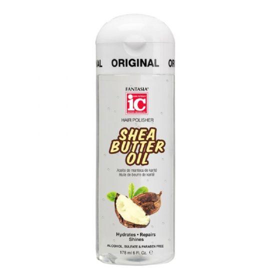 Fantasia IC Hair Polisher Shea Butter Serum 6oz.